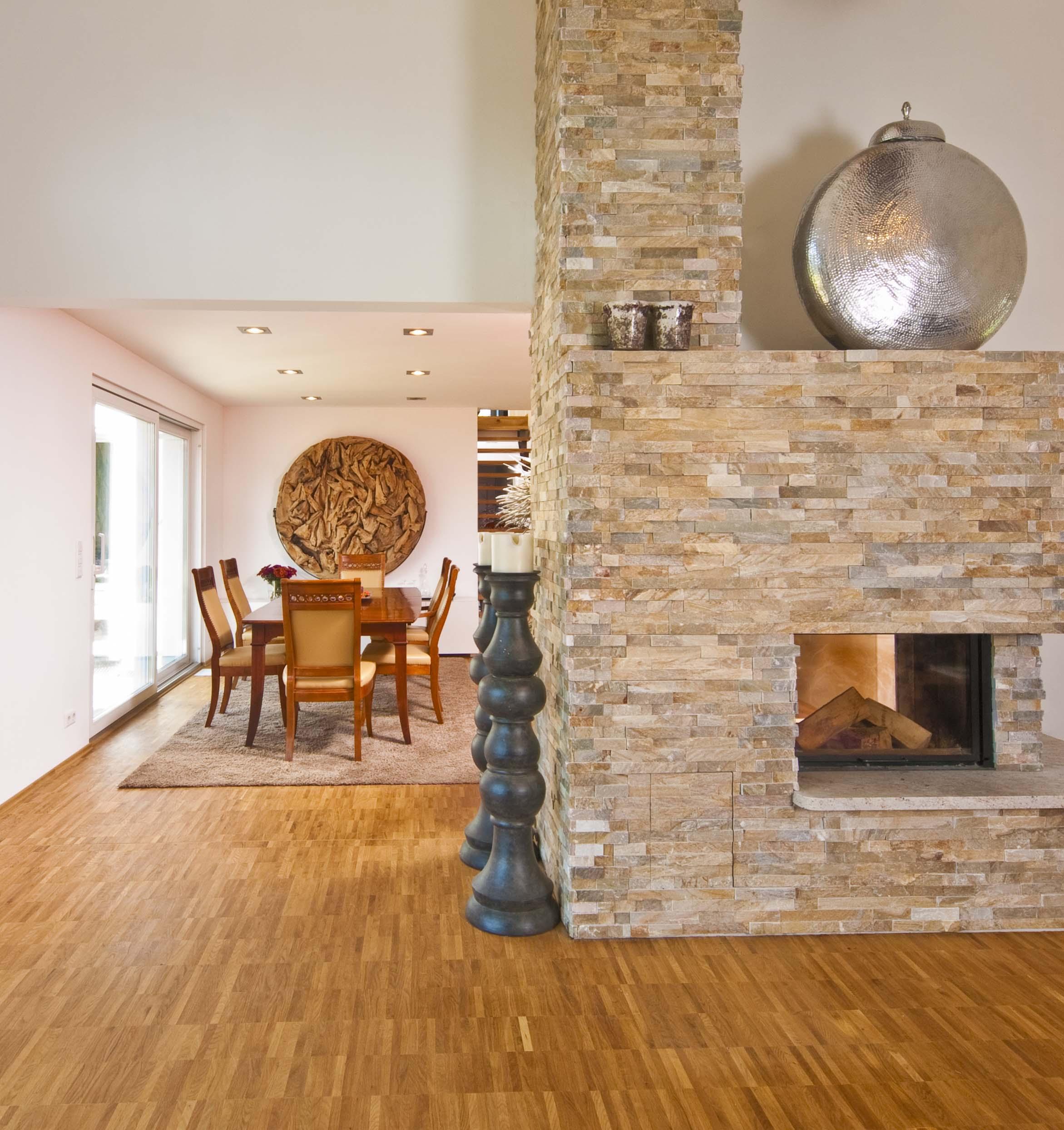 Musterhaus inneneinrichtung  Zwei Pultdächer – individuell und gut durchdacht