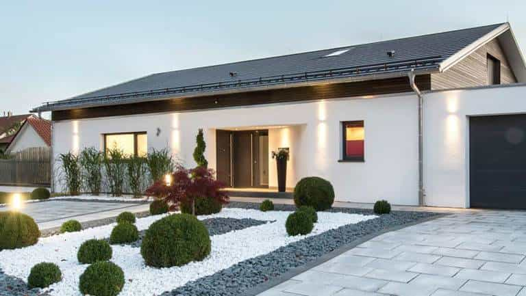 10 Gründe für ein Massivhaus