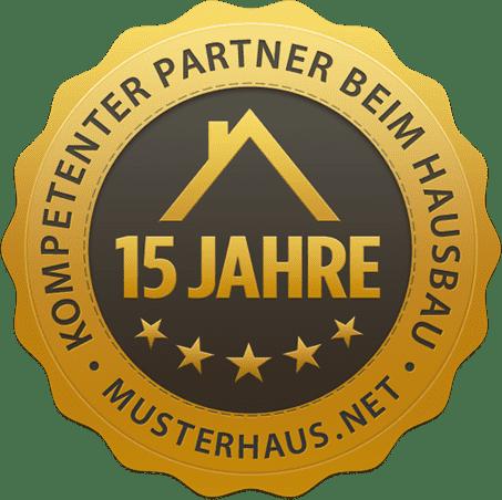 15 Jahre Musterhaus.net