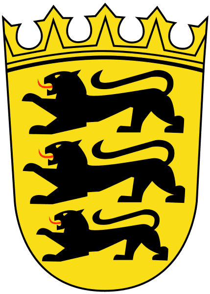 Baden-Württemberg Landeswappen