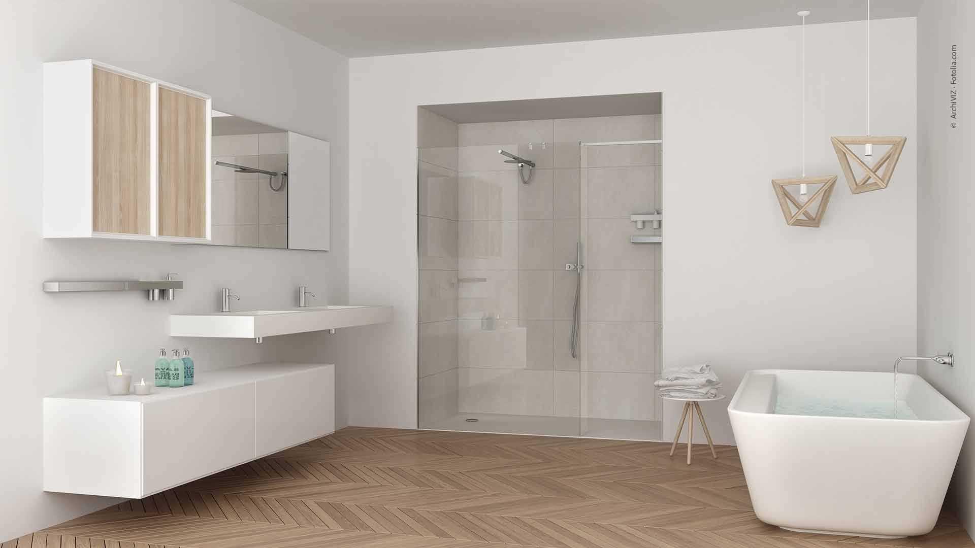 Einrichtungstrends für das Badezimmer - Ratgeber ...