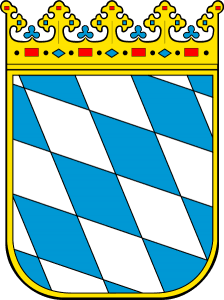 Bayern Landeswappen
