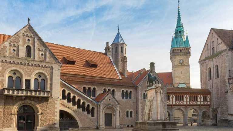 Burgplatz - Bauen in Braunschweig