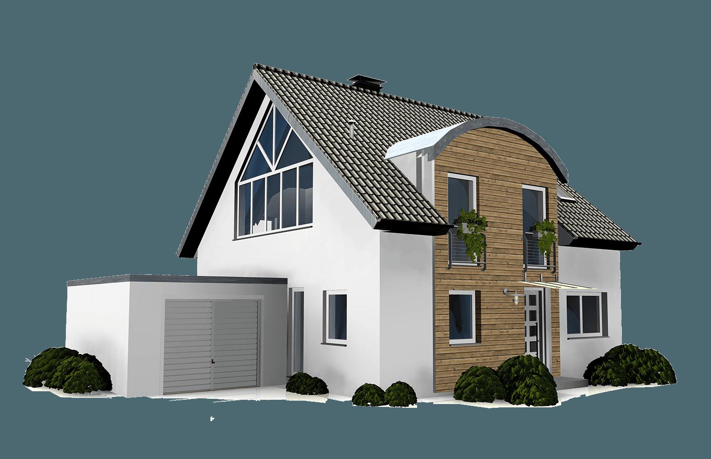 Einfamilienhaus Beispielhaus