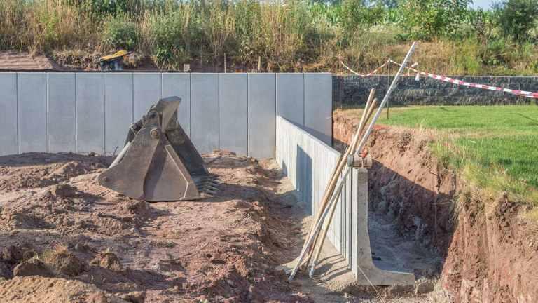 Abstandsflächen bei der Grenzbebauung