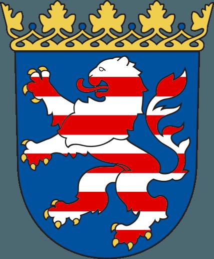 Hessen Landeswappen