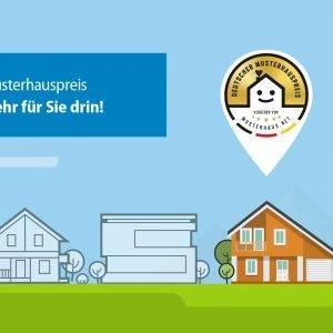 Wer gewinnt beim Deutschen Musterhauspreis 2017?