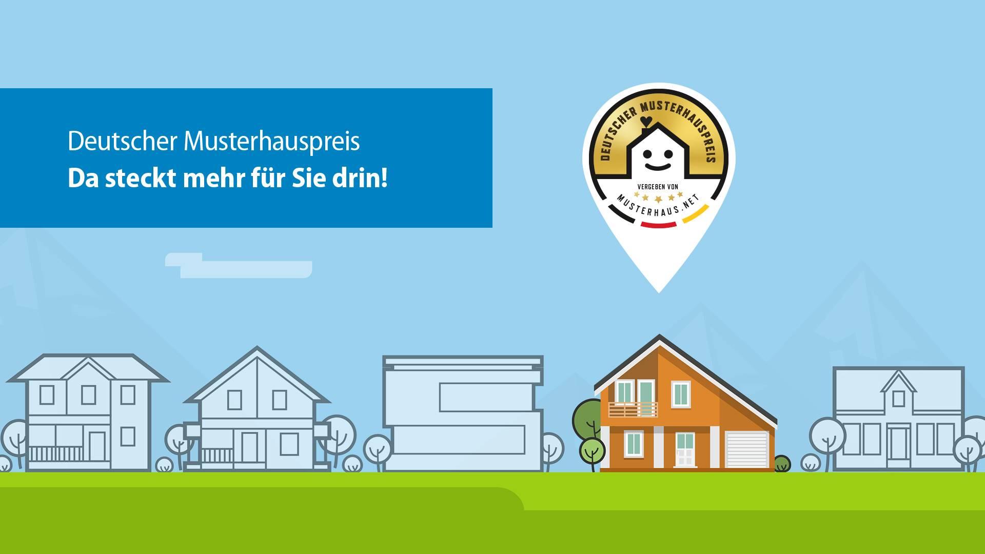 Der Deutsche Musterhauspreis 2017