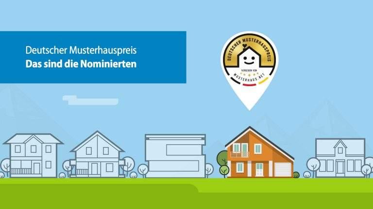 Musterhauspreis Nominierte