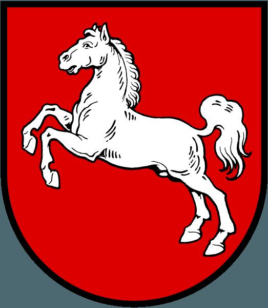 Niedersachsen Landeswappen