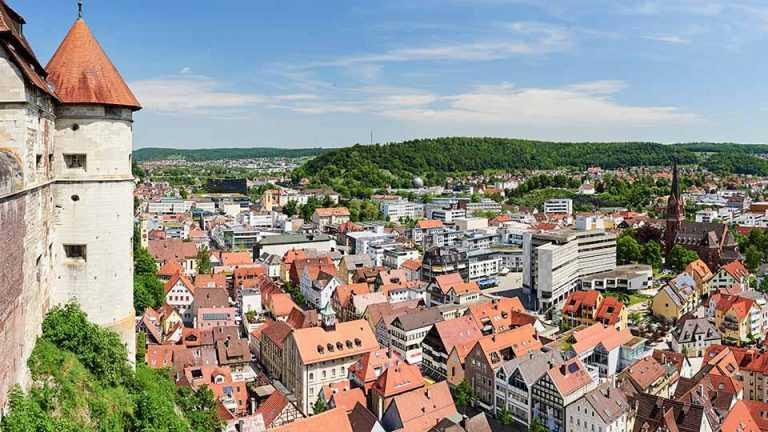 Panorama - Bauen in Heidenheim