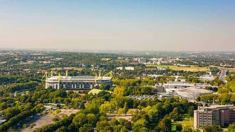 Panorama Hausbau Dortmund