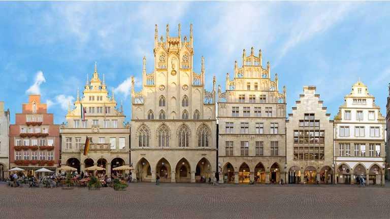 Prizipalmarkt - Bauen in Münster