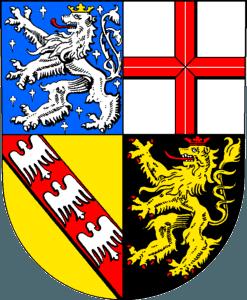 Saarland Landeswappen