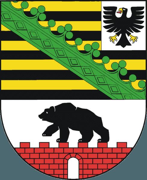 Sachsen-Anhalt Landeswappen