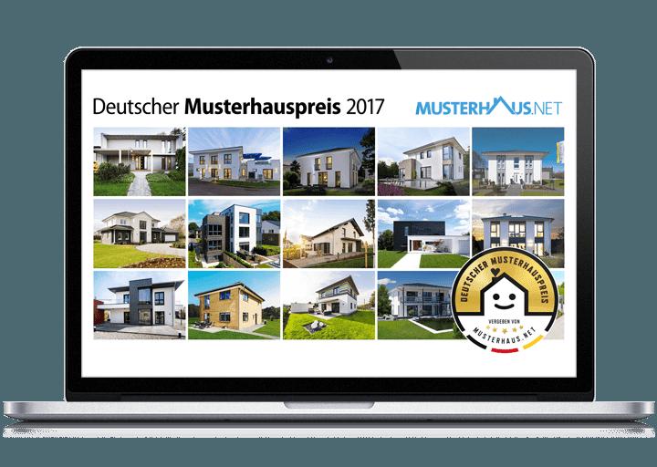 Die Nominierten zum Deutschen Musterhauspreis
