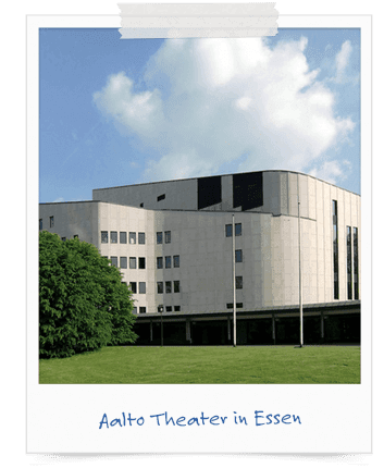 Aalto Theater in Essen