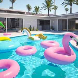 Ein Pool für den Garten