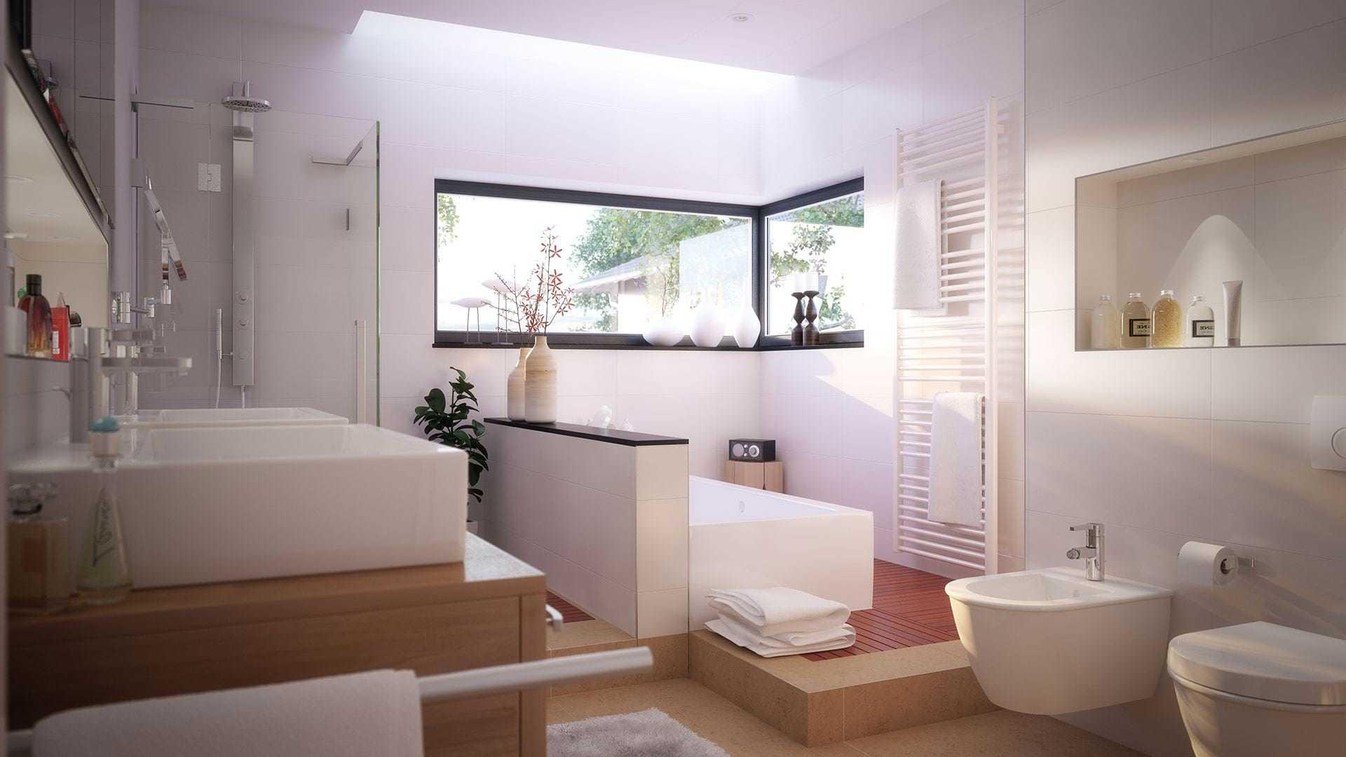 fenster im badezimmer welche fenster eignen sich im bad. Black Bedroom Furniture Sets. Home Design Ideas
