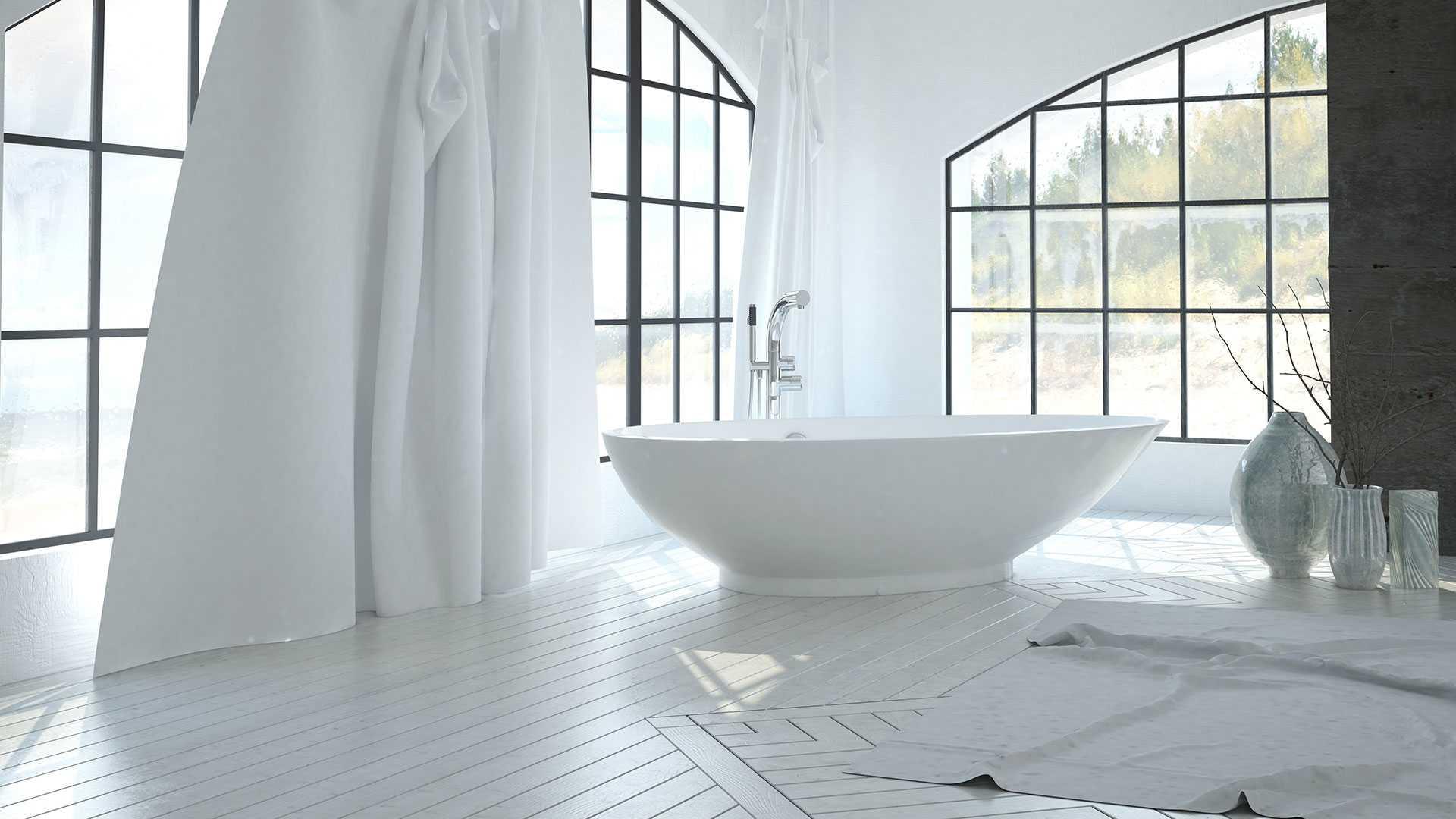 Fenster im Badezimmer   Welche Fenster eignen sich im Bad?