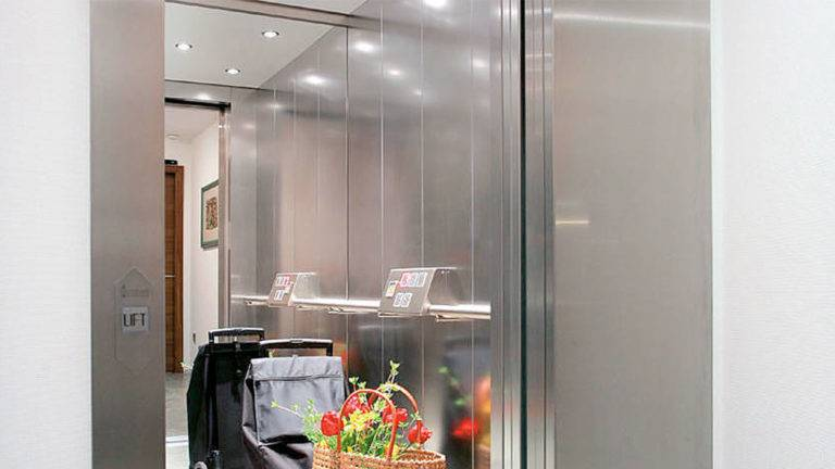 Fahrstuhl statt Treppenlift