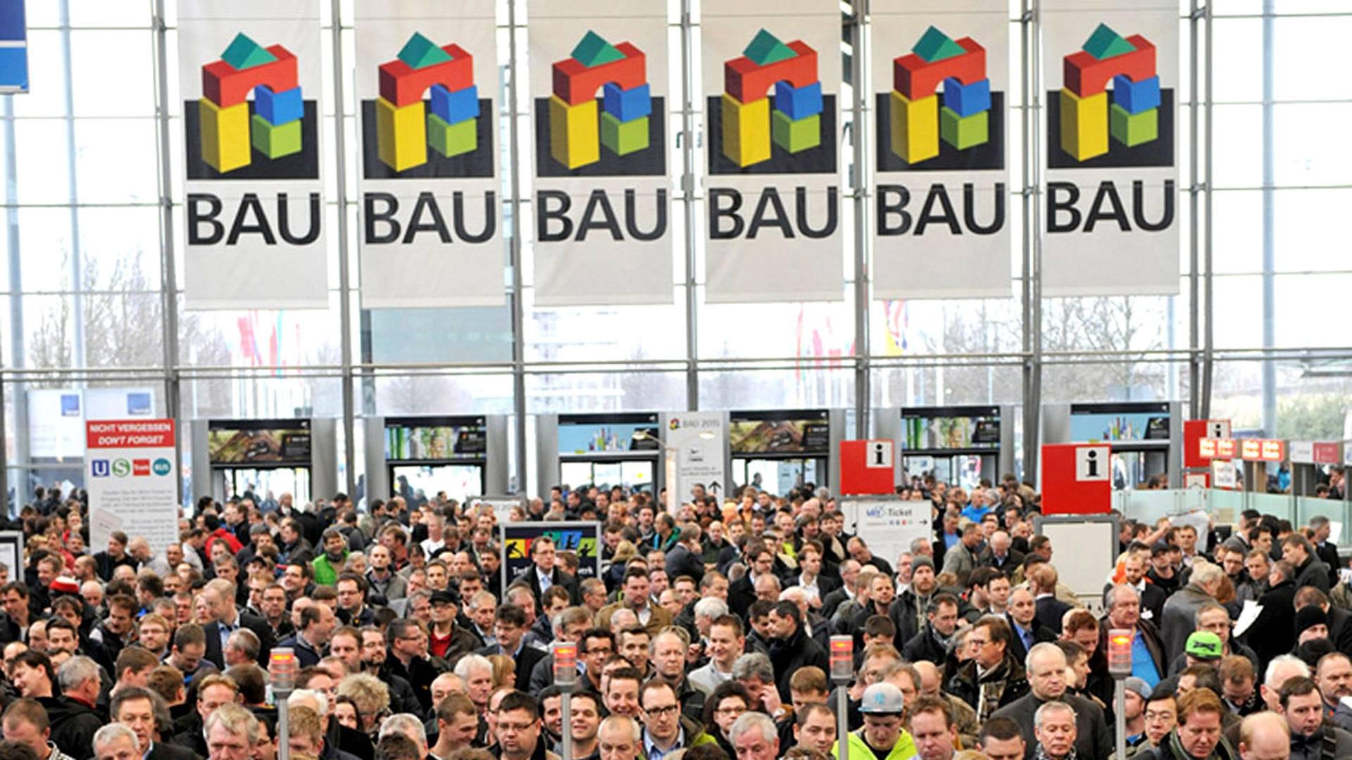 BAU 2017 München Impressionen [1]