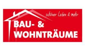 BAU- & WOHNTRÄUME Logo