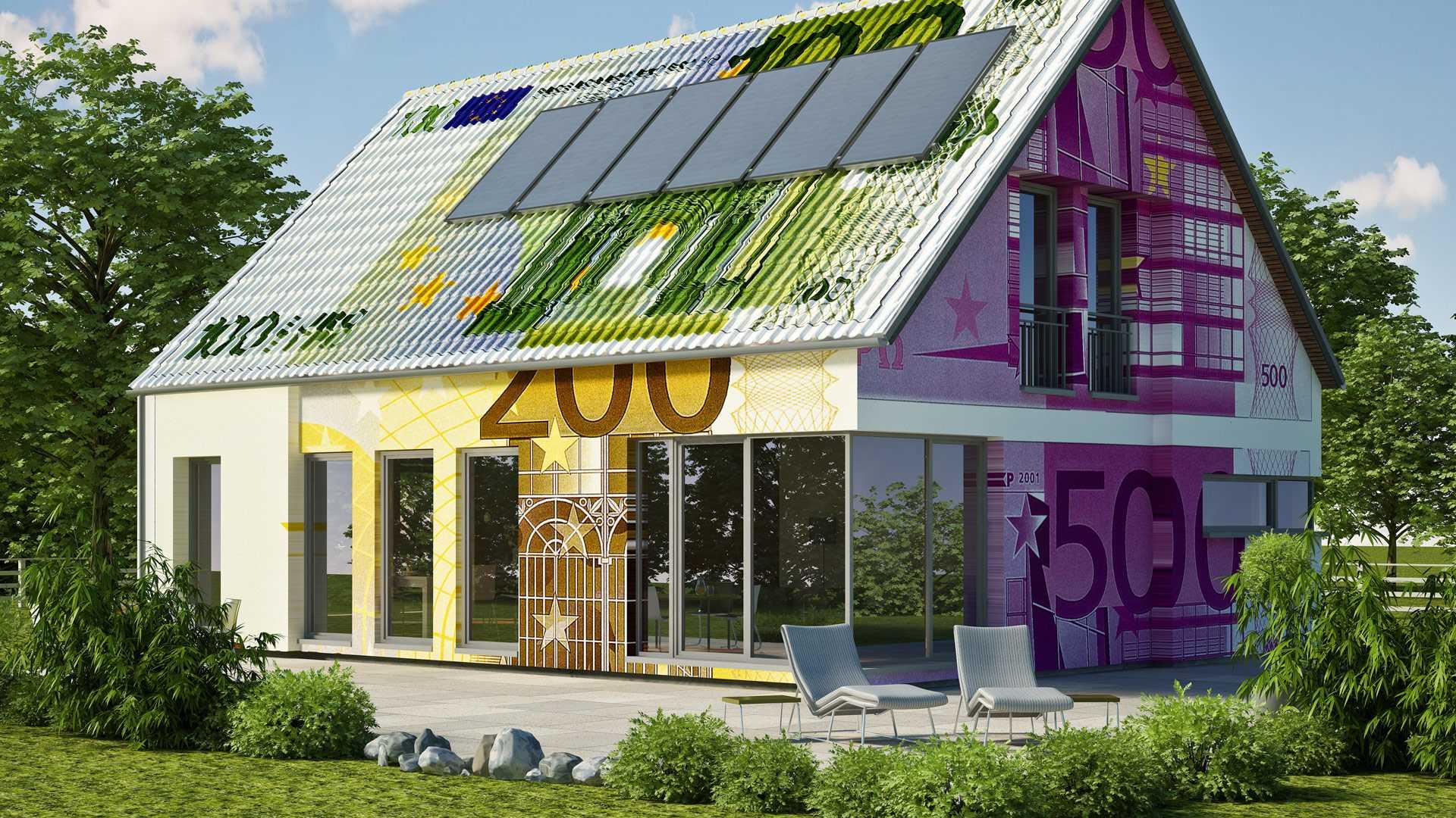 Energiesparhaus bauen h user anbieter preise vergleichen for Hausbau anbieter