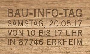 Bau-Infotag Baufritz