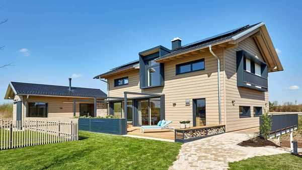 Baufritz Musterhaus Heimat 4.0