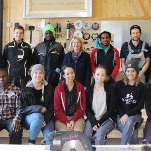 Baufritz: Mobile Flüchtlingsunterkünfte – von Menschen für Menschen