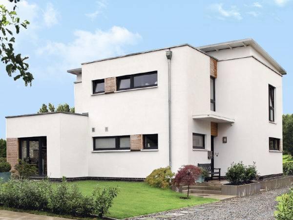 Architekten Einfamilienhaus Als Massivbau Traumhaus