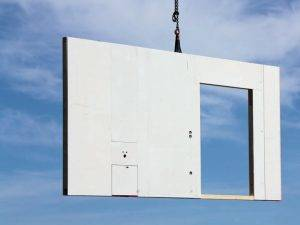 Beton-Elementbauweise, Beton-Element-Haus