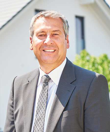 Jürgen Hauser Geschäftsführer von Bien Zenker