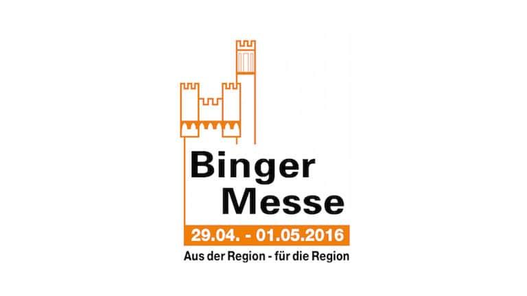 Binger Messe - ab 29.04.2016 Logo