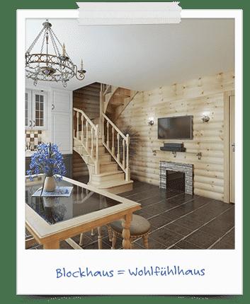 Blockhaus: Das Wohlfühlhaus