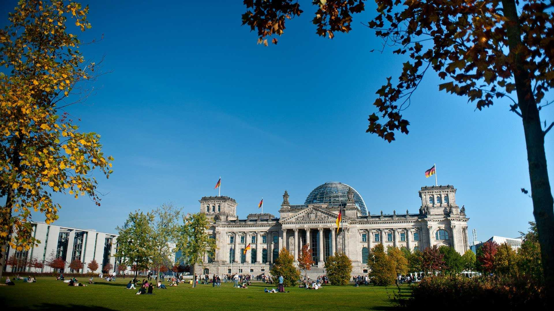 Bundestag setzt Bauauschuss ein