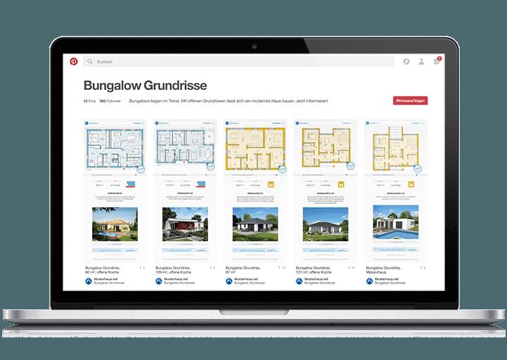 Holzskelettbauweise grundriss  ▷ Bungalow bauen - Anbieter, Preise & Grundrisse im Überblick