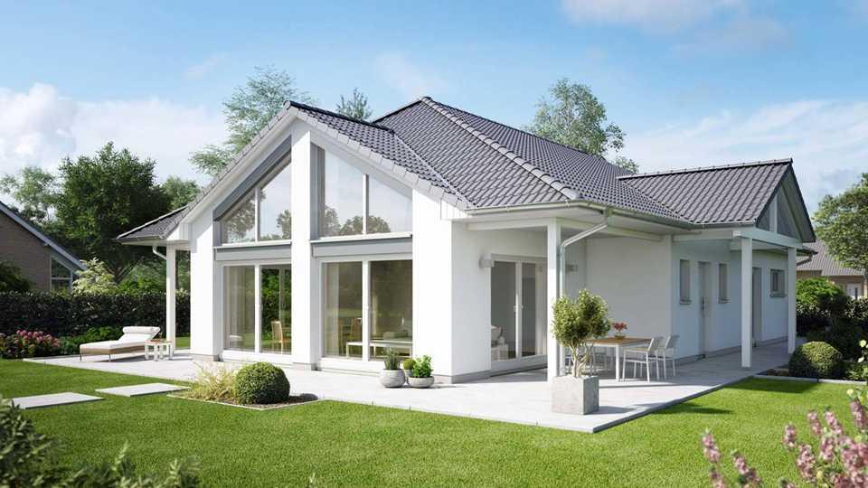 Bungalow bauen – alle Infos zu Preisen, Häusern und Anbietern