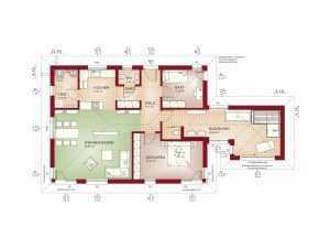 ferienhaus bauen hausbeispiele mit preisen und. Black Bedroom Furniture Sets. Home Design Ideas