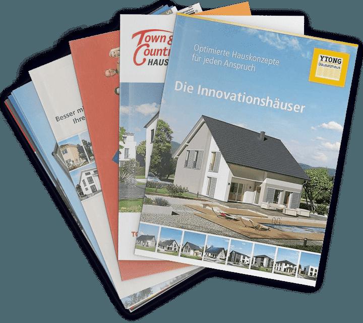 Massivhaus Kataloge gratis