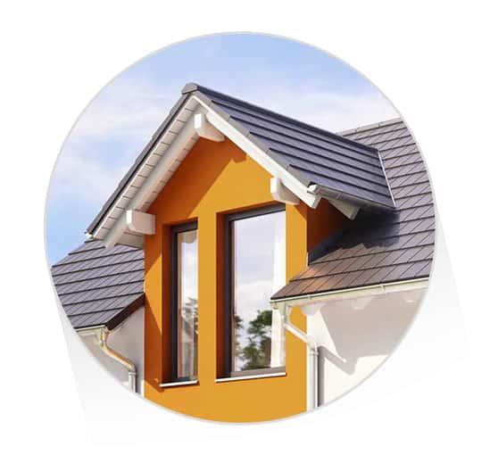 Gut bekannt Haus mit Dachgaube bauen | Alle Arten in der Übersicht WK11
