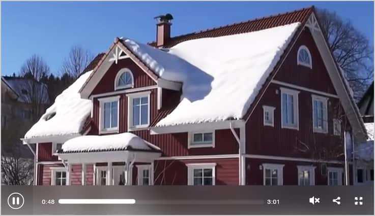 Im Trend: Das Schwedenhaus