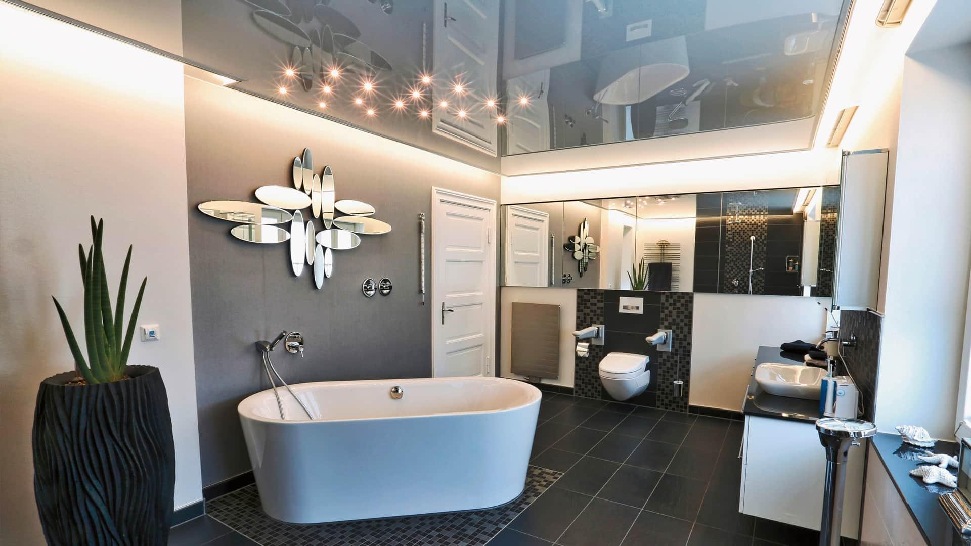 Lichtideen - nicht nur fürs Bad.