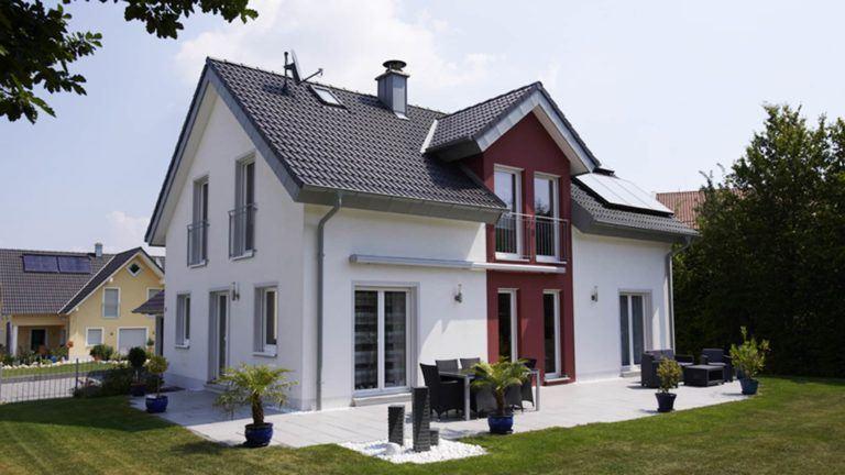 Dennert Massivhaus Fertighaus
