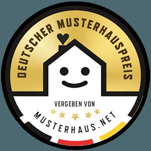 Signet Deutscher Musterhauspreis