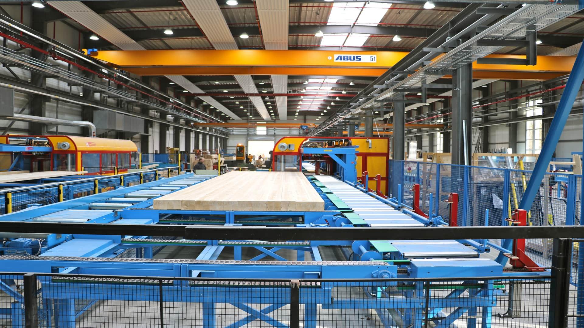 DFH wächst und stockt Produktionskapazitäten auf