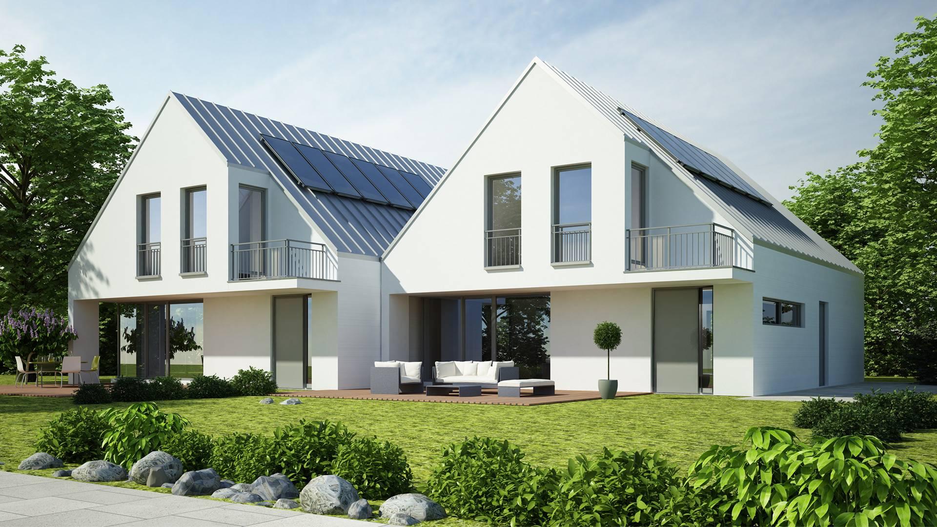 doppelhaus bauen h user anbieter preise vergleichen. Black Bedroom Furniture Sets. Home Design Ideas