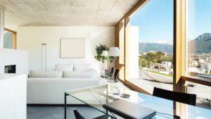Effizienzhaus Wohnraum