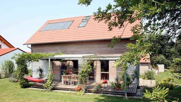 Das Ökohaus-Biohaus